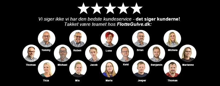 Mandskabet hos FlotteGulve.dk