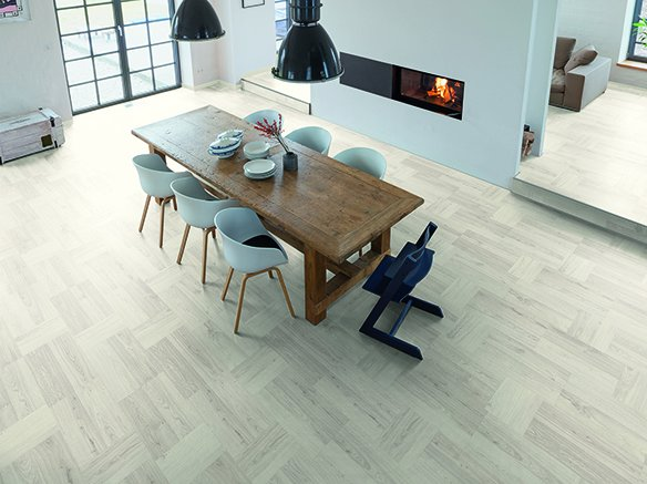 Cool Fabulous Laminat Plank White Clifton Oak With Kork Laminatgulv With  Laminatgulv Ikea.