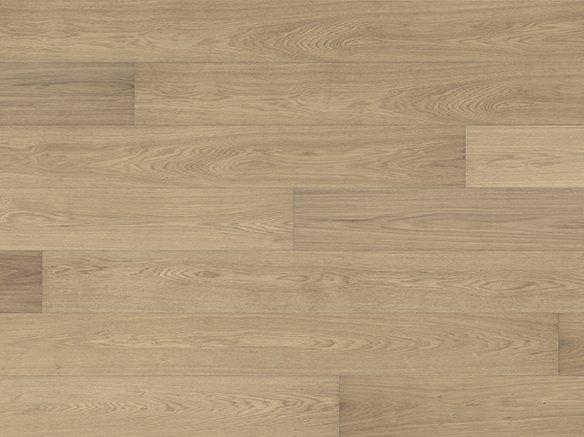 Plankegulv - B-Hard Eg Style Calcit med hvid matlak - Bredde 223 mm