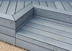 Komposit - Den praktiske terrasse