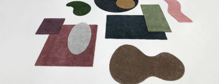 Sensationelle Egetæpper | Design selv dit tæppe! BA84